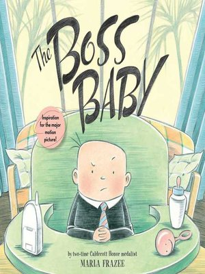 cover image of The Boss Baby